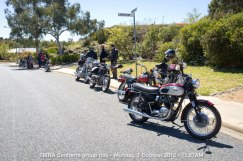 TMRA Canberra group ride - Monday, 1 October 2012 - 11.27AM