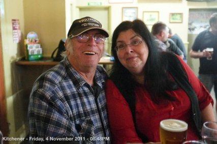 Kitchener - Friday, 4 November 2011 - 08.48PM