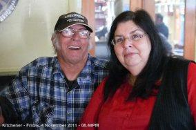 Kitchener - Friday, 4 November 2011 - 08.49PM