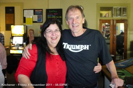 Kitchener - Friday, 4 November 2011 - 08.53PM
