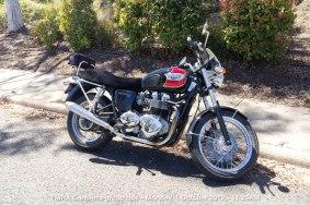 TMRA Canberra group ride - Monday, 1 October 2012 - 11.29AM