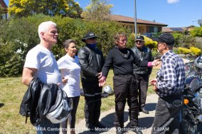 TMRA Canberra group ride - Monday, 1 October 2012 - 11.32AM