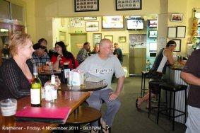 Kitchener - Friday, 4 November 2011 - 08.57PM