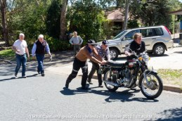TMRA Canberra group ride - Monday, 1 October 2012 - 11.40AM