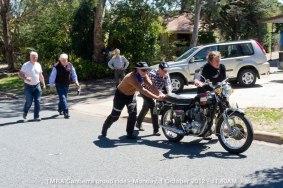 TMRA Canberra group ride - Monday, 1 October 2012 - 11.40AM
