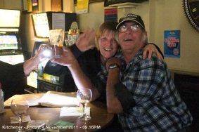 Kitchener - Friday, 4 November 2011 - 09.16PM