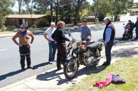 TMRA Canberra group ride - Monday, 1 October 2012 - 11.42AM