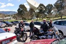 TMRA Canberra group ride - Monday, 1 October 2012 - 12.19PM
