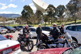 TMRA Canberra group ride - Monday, 1 October 2012 - 12.19PM