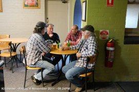 Kitchener - Friday, 4 November 2011 - 09.24PM