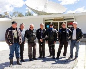 TMRA Canberra group ride - Monday, 1 October 2012 - 01.02PM