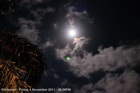 Kitchener - Friday, 4 November 2011 - 09.26PM