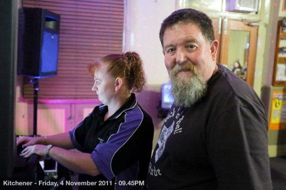 Kitchener - Friday, 4 November 2011 - 09.45PM
