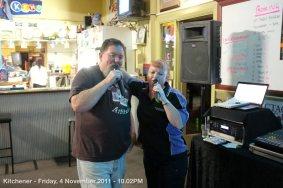 Kitchener - Friday, 4 November 2011 - 10.02PM