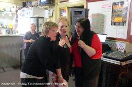 Kitchener - Friday, 4 November 2011 - 10.35PM