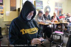 Kitchener - Friday, 4 November 2011 - 11.06PM