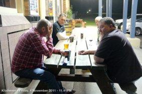 Kitchener - Friday, 4 November 2011 - 11.41PM