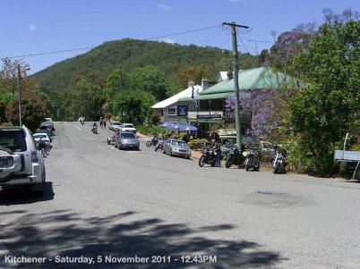 Kitchener - Saturday, 5 November 2011 - 12.43PM