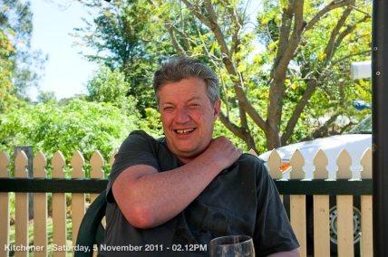 Kitchener - Saturday, 5 November 2011 - 02.12PM