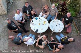 Kitchener - Saturday, 5 November 2011 - 05.26PM