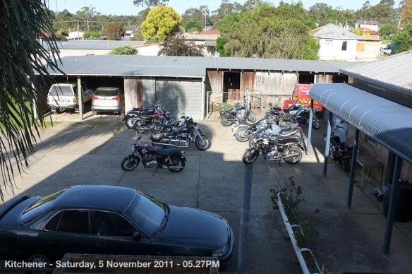 Kitchener - Saturday, 5 November 2011 - 05.27PM