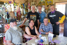 TMRA ride to Bemboka - Thursday, 27 December 2012 - 01.42PM