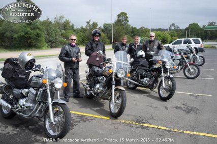 TMRA Bundanoon weekend - Friday, 15 March 2013 - 02.49PM