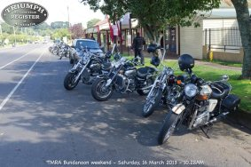 TMRA Bundanoon weekend - Saturday, 16 March 2013 - 10.28AM