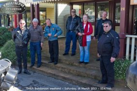 TMRA Bundanoon weekend - Saturday, 16 March 2013 - 10.47AM