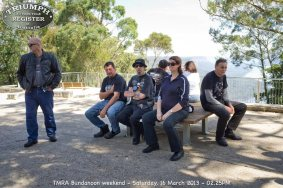 TMRA Bundanoon weekend - Saturday, 16 March 2013 - 02.25PM