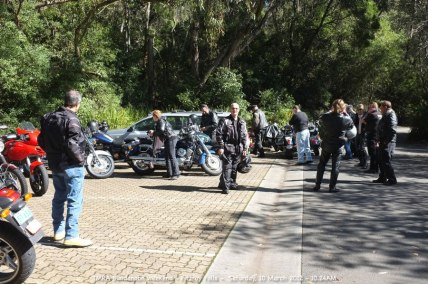 TMRA Bundanoon weekend - Fitzroy Falls - Saturday, 10 March 2012 - 10.24AM