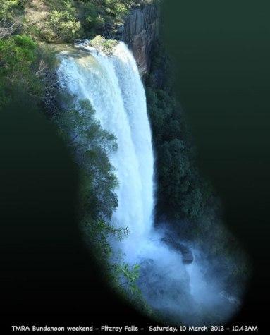 TMRA Bundanoon weekend - Fitzroy Falls - Saturday, 10 March 2012 - 10.42AM