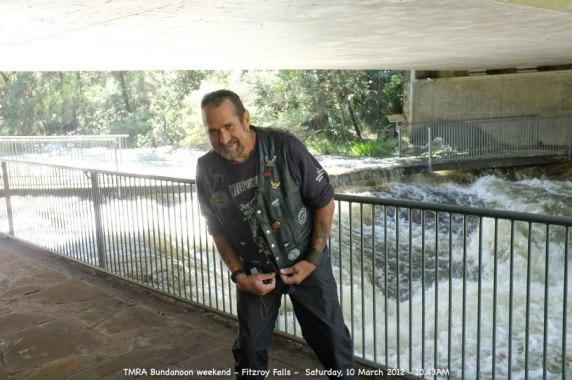 TMRA Bundanoon weekend - Fitzroy Falls - Saturday, 10 March 2012 - 10.43AM