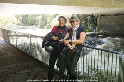 TMRA Bundanoon weekend - Fitzroy Falls - Saturday, 10 March 2012 - 10.44AM