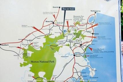 TMRA Bundanoon weekend - Fitzroy Falls - Saturday, 10 March 2012 - 10.49AM