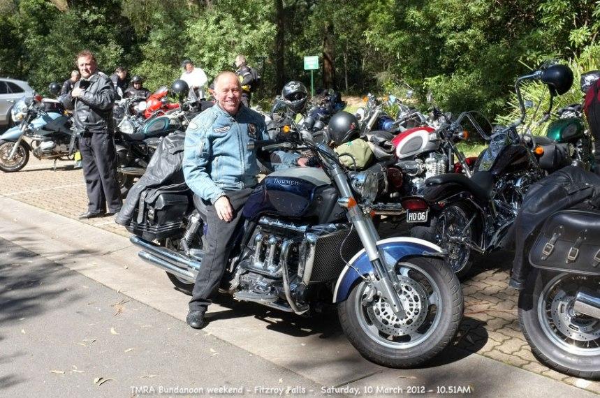 TMRA Bundanoon weekend - Fitzroy Falls - Saturday, 10 March 2012 - 10.51AM
