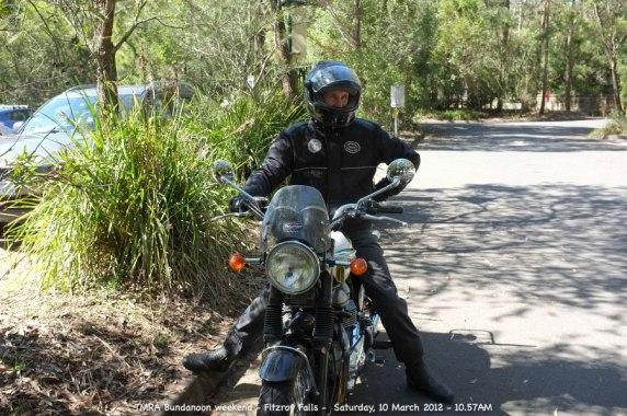 TMRA Bundanoon weekend - Fitzroy Falls - Saturday, 10 March 2012 - 10.57AM