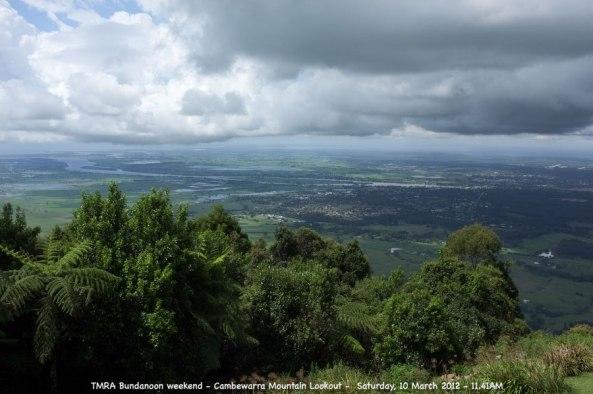 TMRA Bundanoon weekend - Cambewarra Mountain Lookout - Saturday, 10 March 2012 - 11.41AM