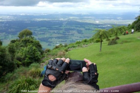 TMRA Bundanoon weekend - Cambewarra Mountain Lookout - Saturday, 10 March 2012 - 11.43AM