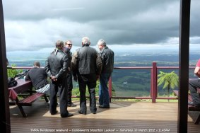 TMRA Bundanoon weekend - Cambewarra Mountain Lookout - Saturday, 10 March 2012 - 11.45AM