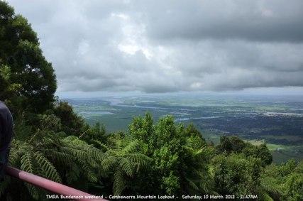 TMRA Bundanoon weekend - Cambewarra Mountain Lookout - Saturday, 10 March 2012 - 11.47AM