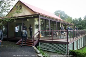TMRA Bundanoon weekend - Cambewarra Mountain Lookout - Saturday, 10 March 2012 - 12.05PM