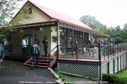 TMRA Bundanoon weekend - Cambewarra Mountain Lookout - Saturday, 10 March 2012 - 12.05PM