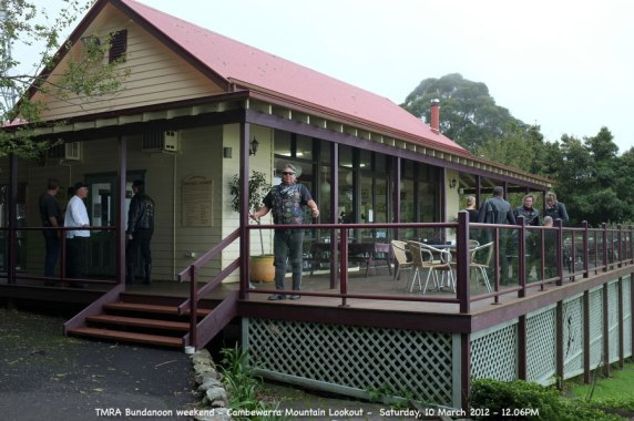 TMRA Bundanoon weekend - Cambewarra Mountain Lookout - Saturday, 10 March 2012 - 12.06PM