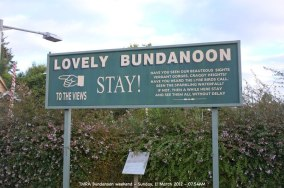 TMRA Bundanoon weekend - Sunday, 11 March 2012 - 07.54AM