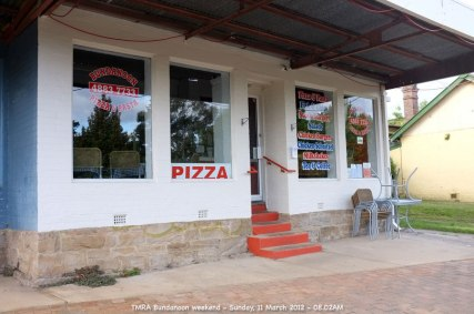 TMRA Bundanoon weekend - Sunday, 11 March 2012 - 08.02AM