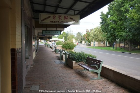 TMRA Bundanoon weekend - Sunday, 11 March 2012 - 08.04AM