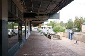 TMRA Bundanoon weekend - Sunday, 11 March 2012 - 08.05AM
