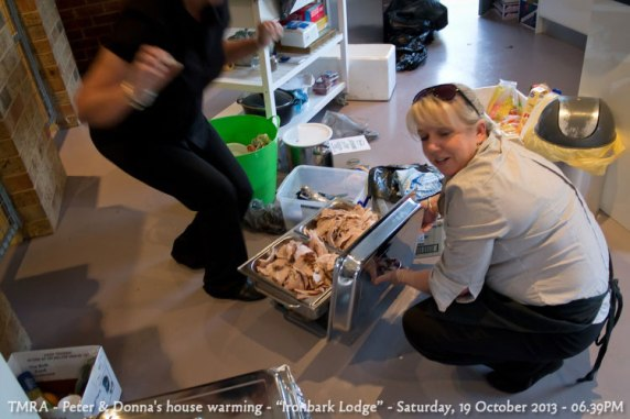 "TMRA - Peter & Donna's house warming - ""Ironbark Lodge"" - Saturday, 19 October 2013 - 06.39PM"