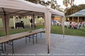 "TMRA - Peter & Donna's house warming - ""Ironbark Lodge"" - Saturday, 19 October 2013 - 06.40PM"